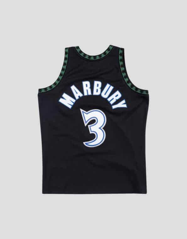mitchell and ness hardwood jersey marbury