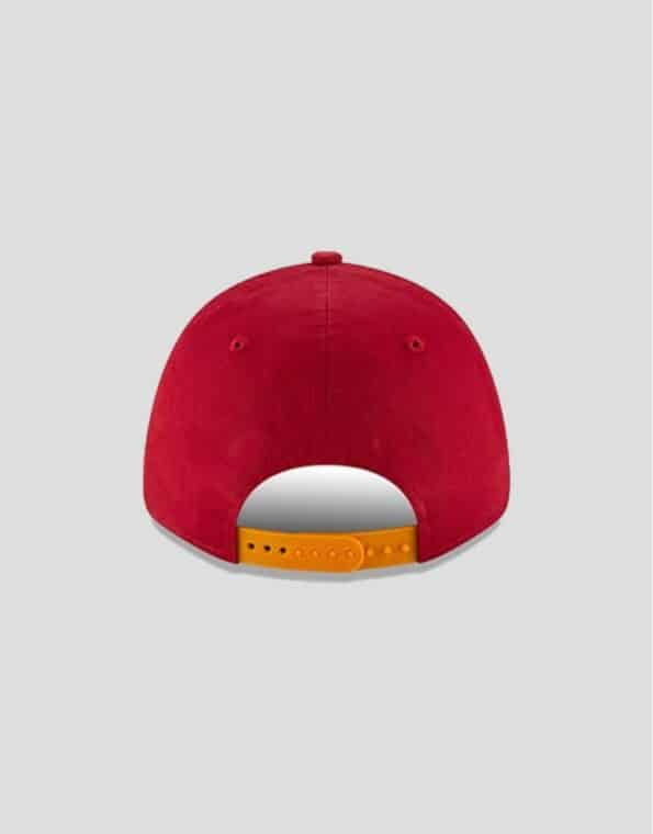 new era pacers hc back